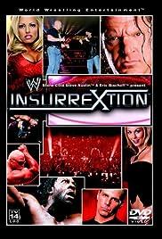 WWE Insurrextion Poster