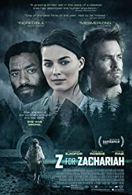 Chiwetel Ejiofor, Chris Pine, and Margot Robbie in Z for Zachariah (2015)