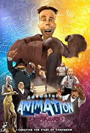 Adventures in Animation 3D Poster