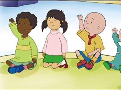 Best websites for downloading english movies Caillou the Bookworm by none [720x576]