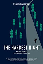 The Hardest Night Poster