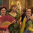 Cate Blanchett, Holliday Grainger, and Sophie McShera in Cinderella (2015)