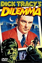Dick Tracy's Dilemma Poster