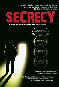 Primary photo for Secrecy