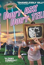 Don't Ask Don't Tell Poster
