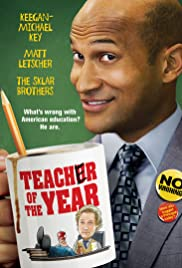 Teacher of the Year Poster