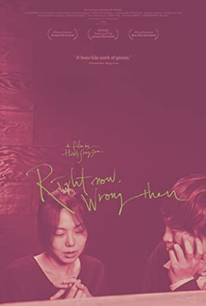 Permalink to Movie Right Now, Wrong Then (2015)