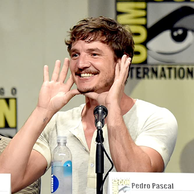 Pedro Pascal at an event for Game of Thrones (2011)