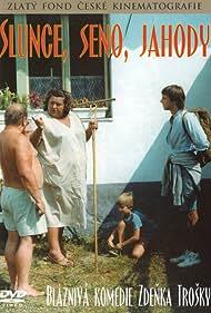 Helena Ruzicková and Stanislav Tríska in Slunce, seno, jahody (1984)