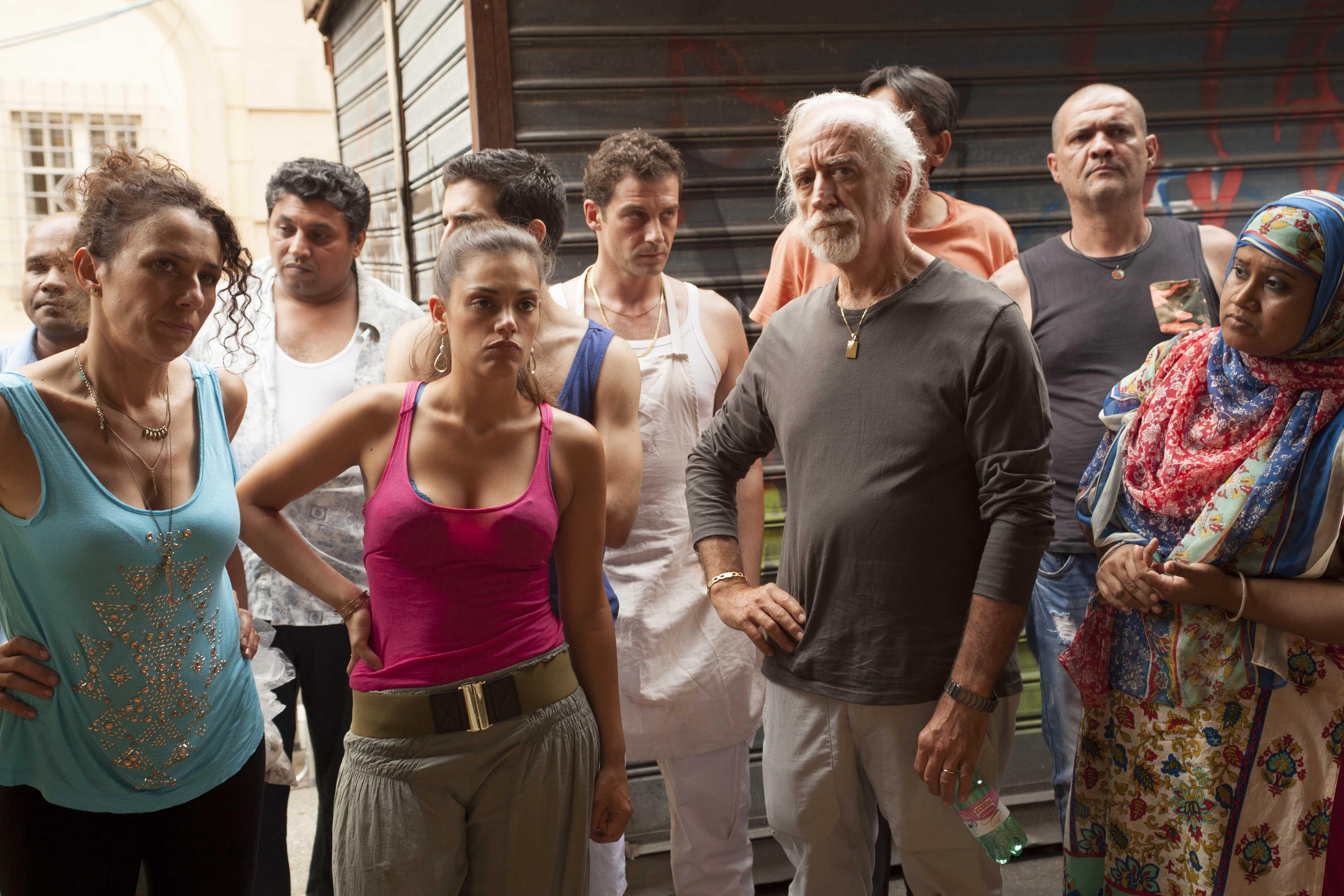 Emanuel Bevilacqua, Nicola Pistoia, Maurizio Tesei, and Margherita Vicario in Arance & martello (2014)