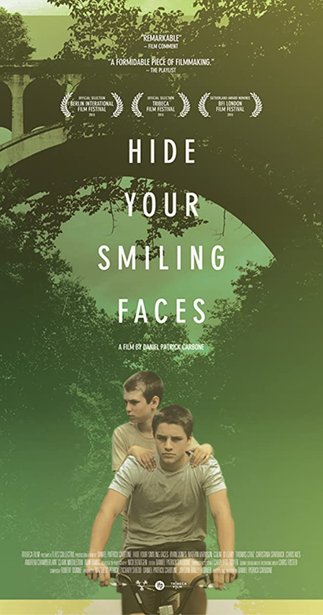 Subtitle of Hide Your Smiling Faces