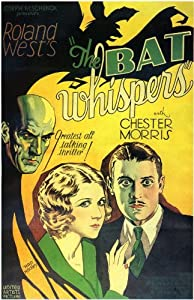 Downloadable free adult movies The Bat Whispers USA [Mkv]