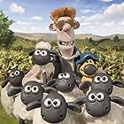 Simon Greenall, Kate Harbour, Andy Nyman, John Sparkes, Richard Webber, Justin Fletcher, and Emma Tate in Shaun the Sheep Movie (2015)