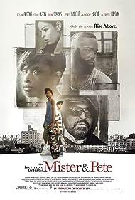 Jeffrey Wright, Anthony Mackie, Jennifer Hudson, Jordin Sparks Thomas, Skylan Brooks, and Ethan Dizon in The Inevitable Defeat of Mister & Pete (2013)