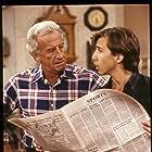Rob Stone and Bob Uecker in Mr. Belvedere (1985)