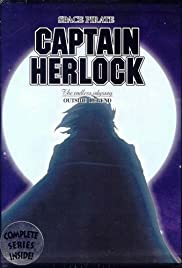 Space Pirate Captain Herlock: Outside Legend - The Endless Odyssey Poster