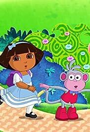 Dora in Wonderland Poster