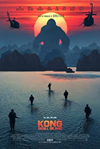 Downloadable movie clips free Kong: Skull Island [BDRip]