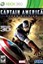 Captain America: Super Soldier (2011) Poster