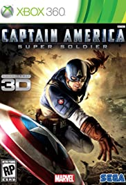 Captain America: Super Soldier Poster