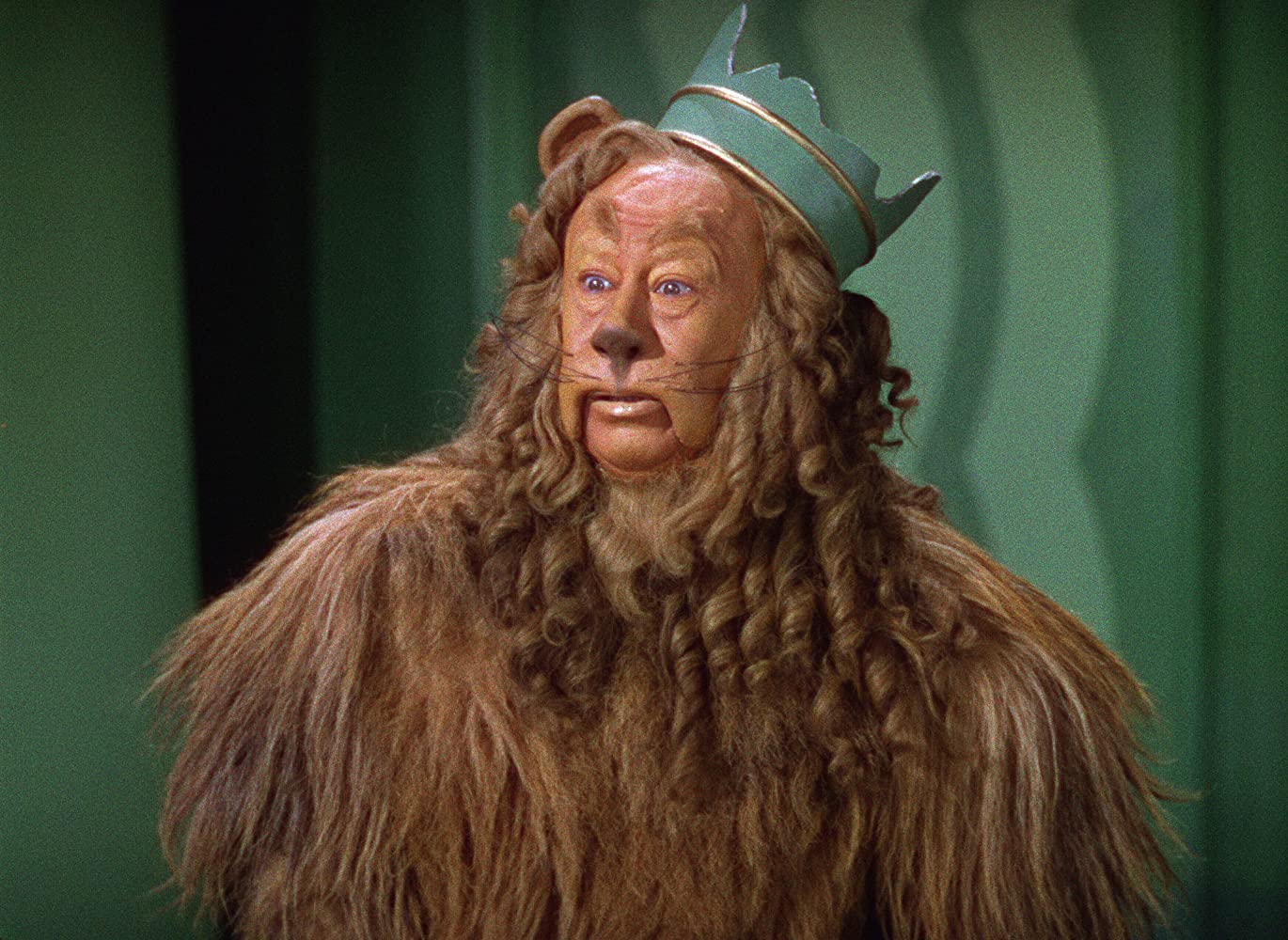 Bert Lahr in The Wizard of Oz 1939