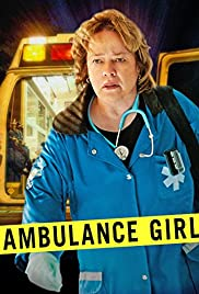 Ambulance Girl Poster