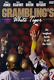 Grambling's White Tiger Poster