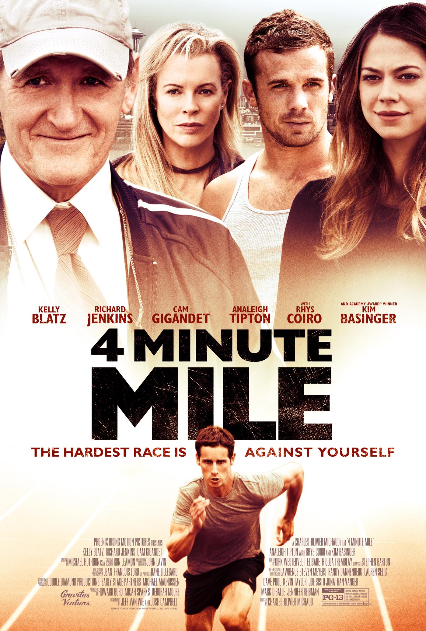 4 Minute Mile 2014 Imdb