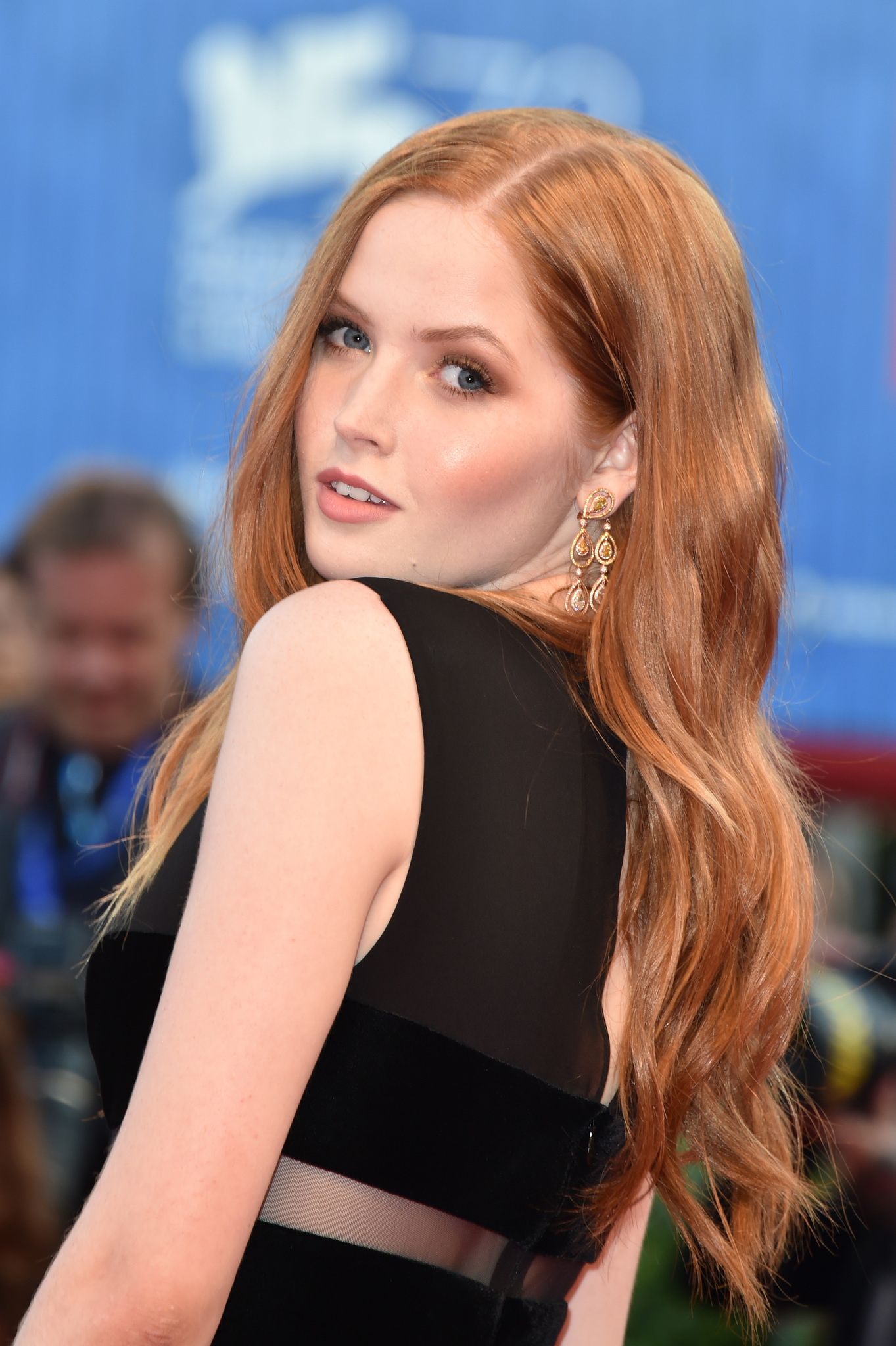 Ellie Bamber at an event for Nocturnal Animals (2016)