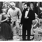 Julian Burton and Barboura Morris in A Bucket of Blood (1959)