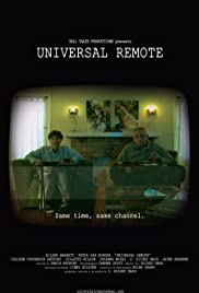 Universal Remote Poster