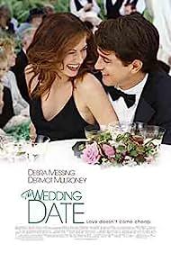 Dermot Mulroney and Debra Messing in The Wedding Date (2005)