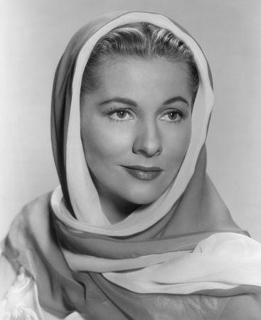 """Joan Fontaine """"Serenade"""" 1956 Warner"""
