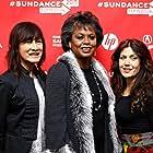 Lili Haydn, Anita Hill, and Freida Lee Mock at an event for Anita (2013)