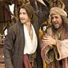 Alfred Molina and Jake Gyllenhaal in Prince of Persia: The Sands of Time (2010)