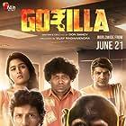 Jiiva, Sathish, Yogi Babu, and Shalini Pandey in Gorilla (2019)