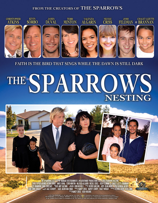 The Sparrows: Nesting on FREECABLE TV