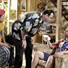 Dan Aykroyd, Sean Astin, and Adam Sandler in 50 First Dates (2004)