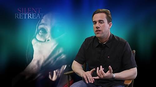 Writer/Director Ace Jordan - Silent Retreat (2016)