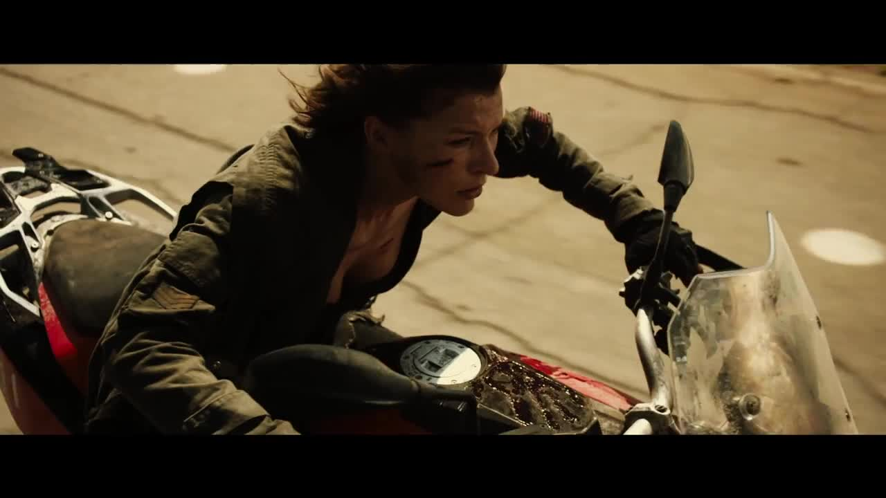 Resident Evil: The Final Chapter scaricare film