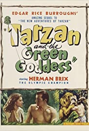 Tarzan and the Green Goddess Poster