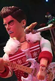 Robot Chicken's ATM Christmas Special Poster