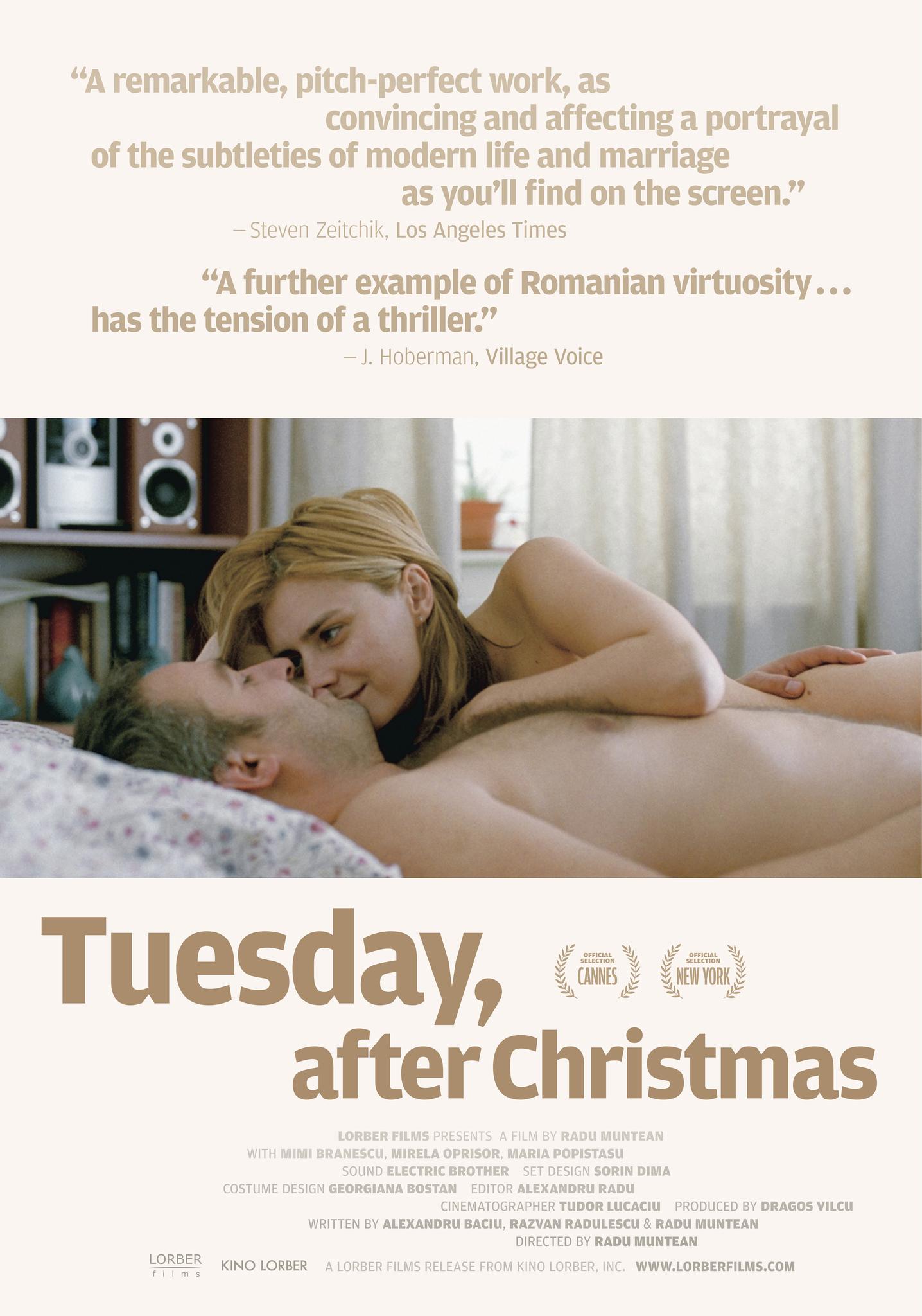 Tuesday After Christmas 2010.Marti Dupa Craciun 2010 Imdb