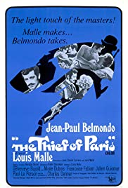 The Thief of Paris Poster