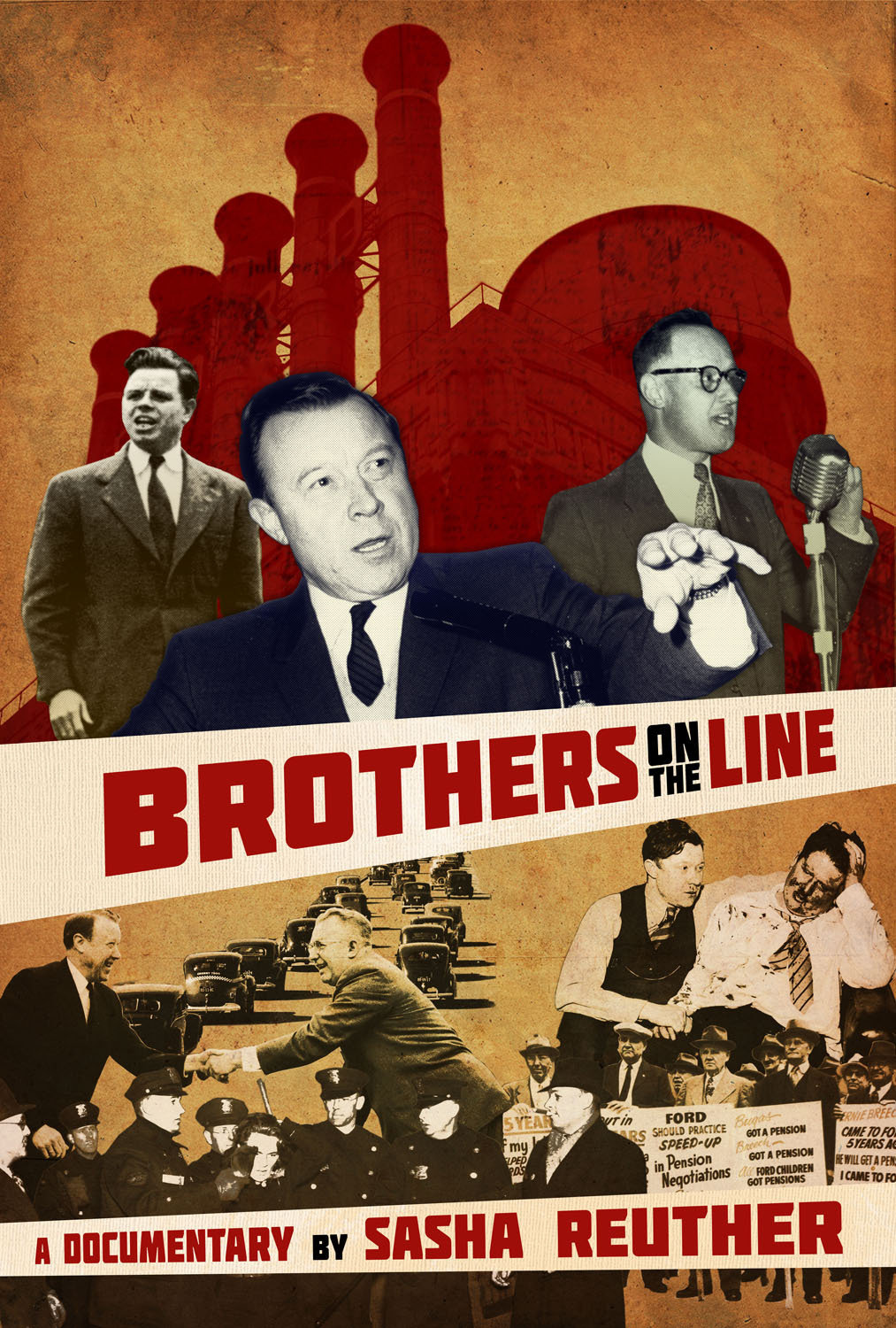 Brothers on the Line on FREECABLE TV