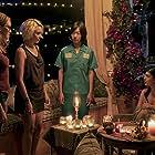 Bae Doona, Tuppence Middleton, Tina Desai, and Jamie Clayton in Sense8 (2015)