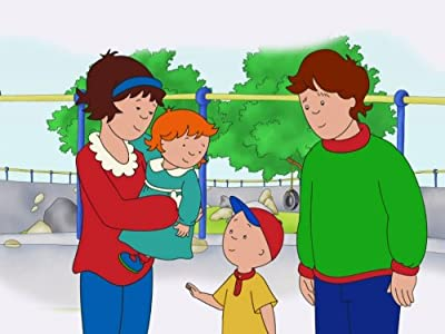 Movie you must watch Caillou the Brave [Full]
