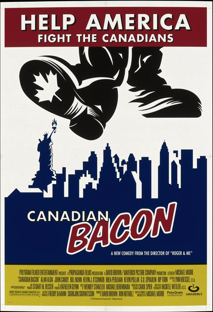Canadian Bacon 1995 Imdb