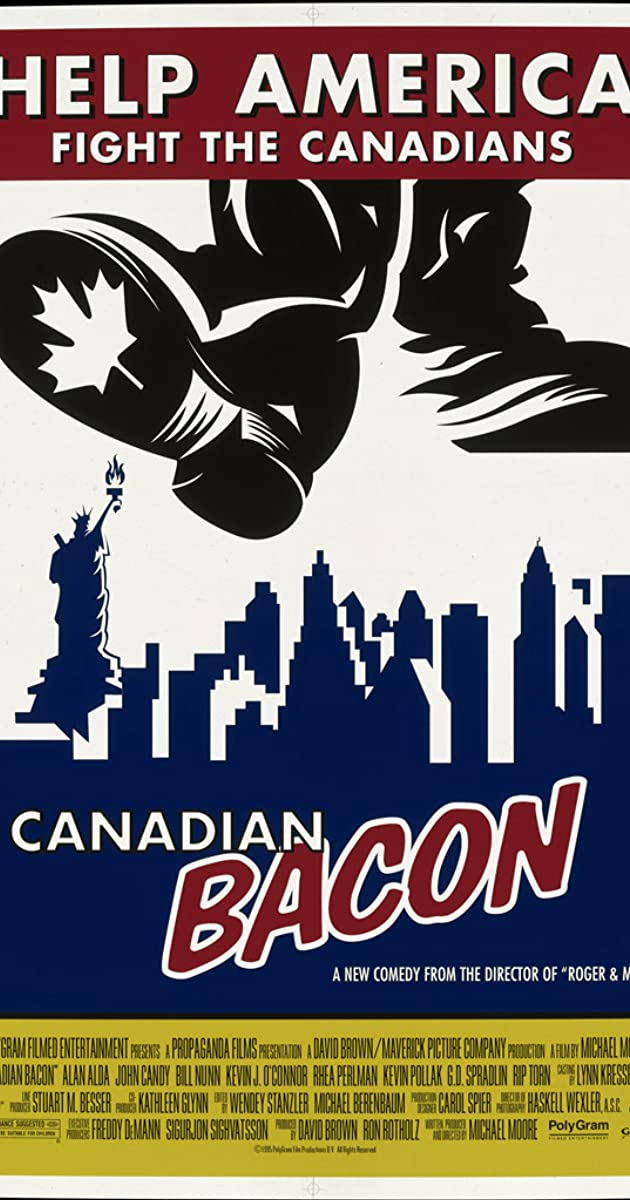 Subtitle of Canadian Bacon
