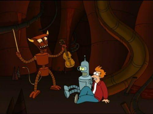 Futurama 5×16 – Las manos del diablo son juguetes ociosos